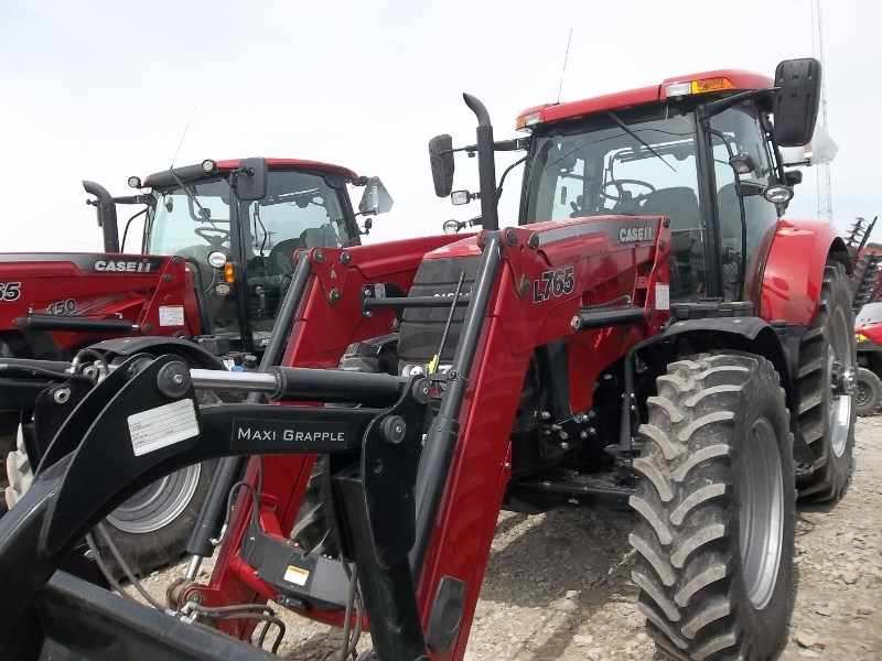 2014 Case IH Puma 130 Tractor For Sale