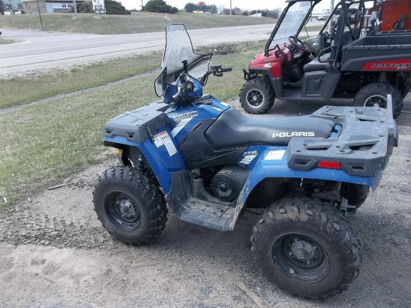 2013 Polaris 400 HO ATV For Sale