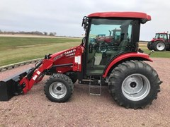 Tractor For Sale 2013 Case IH FARMALL 50B CVT with Loader