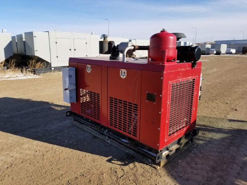 2015 SRC Power Systems NG50, Prime output 50kW, Natural gas/Propane Generador a la venta