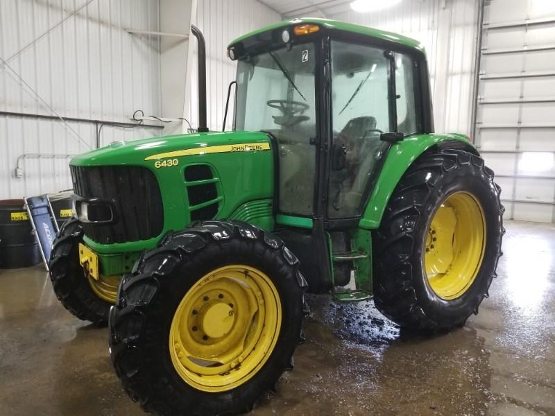 2011 John Deere 6430 Tractor For Sale