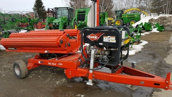 2005 Kuhn SW1104 Bale Wrapper For Sale
