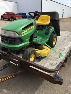 Riding Mower For Sale 2007 John Deere LA100 , 18 HP