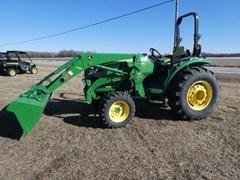 Tractor For Sale 2014 John Deere 4066R , 66 HP
