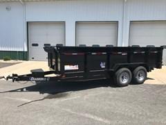 Dump Trailer For Sale 2018 Diamond C 21WD-16X82