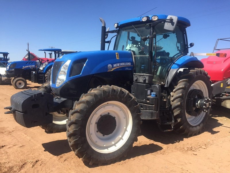 2012 New Holland T7.235 Tractor For Sale