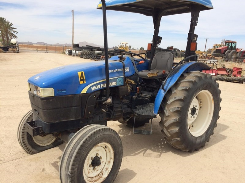 2012 New Holland WORKMASTER 55 Tractor For Sale