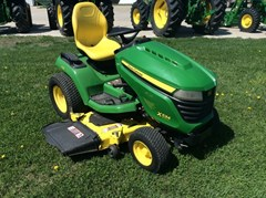 Riding Mower For Sale 2015 John Deere X534