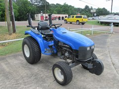 Tractor For Sale 2001 New Holland TC25 , 25 HP