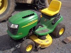 Riding Mower For Sale 2004 John Deere L110 , 17 HP