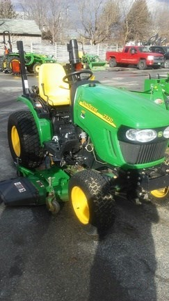 2010 John Deere 2320 Tractor For Sale