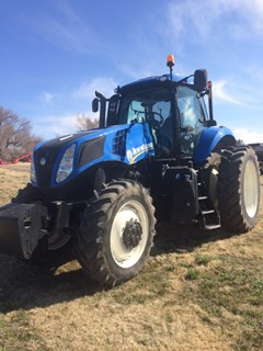 Tractor For Sale New Holland T8.300