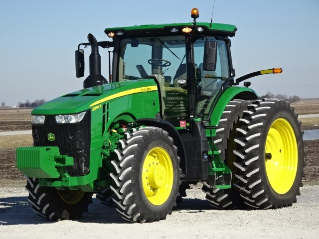 2018 John Deere 8295R Tractor For Sale