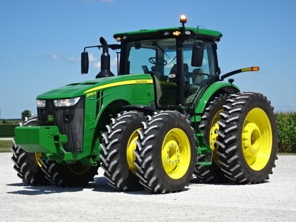 2018 John Deere 8345R Tractor For Sale