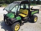 Utility Vehicle For Sale:  2014 John Deere XUV 855D GREEN