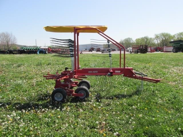 H & S RR420 Hay Rake For Sale