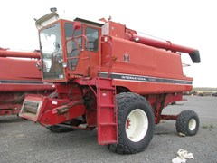 Combine For Sale 1984 IH 1480