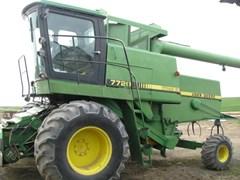 Combine For Sale 1986 John Deere 7720