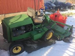 Riding Mower For Sale 1986 Ransomes T22DV