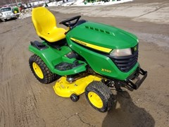 Riding Mower For Sale 2015 John Deere X590 , 24 HP