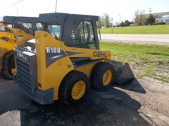 Skid Steer For Sale 2014 Gehl R190 , 68 HP