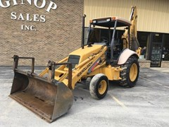 Tractor For Sale:  1998 New Holland 555E
