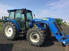 Tractor For Sale:  2008 New Holland T5060 , 105 HP