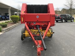 Baler-Round For Sale 1999 New Holland 638