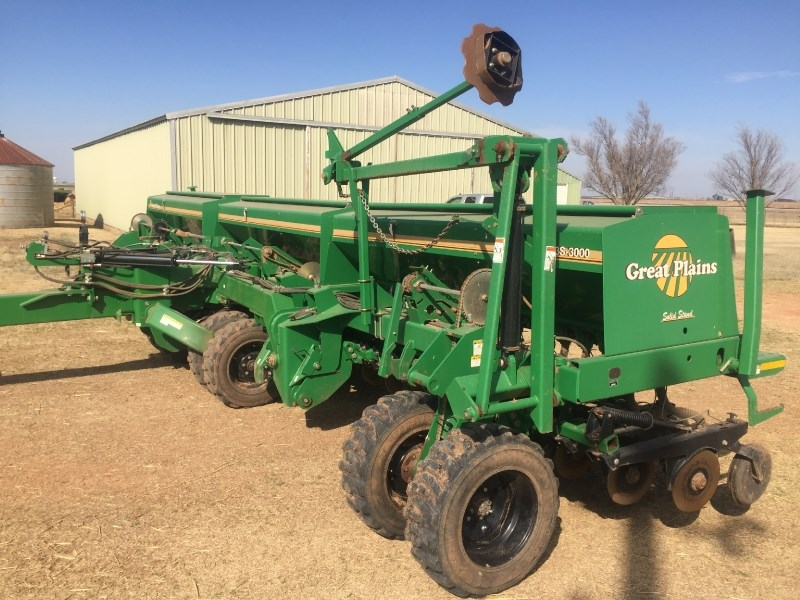 Great Plains 3S-3000 Grain Drill For Sale