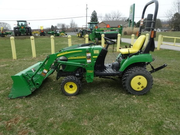 2009 John Deere 2305 Tractor For Sale
