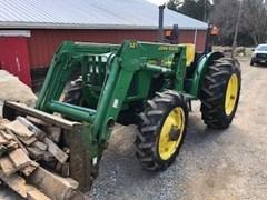 Tractor For Sale 2001 John Deere 5205 , 50 HP