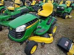 Riding Mower For Sale 2015 John Deere D160 , 24 HP