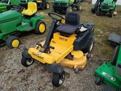 Riding Mower For Sale 2012 Cub Cadet Z-Force S54 , 25 HP
