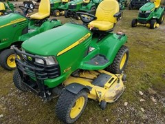 Riding Mower For Sale 2012 John Deere X748 , 24 HP