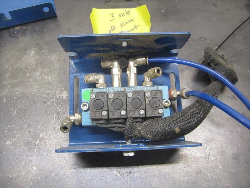 2009 Trimble TRU-COUNT AIR CLUTCH GPS System For Sale