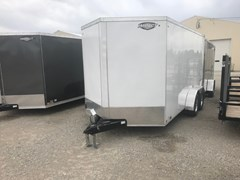 Cargo Trailer For Sale 2019 Impact Trailers 714TA