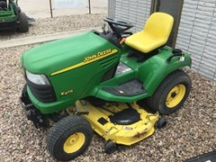 Riding Mower For Sale 2003 John Deere X475 , 23 HP