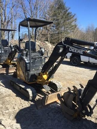 2015 John Deere 17D Excavator-Mini For Sale