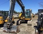 Excavator-Track For Sale: 2013 John Deere 130G