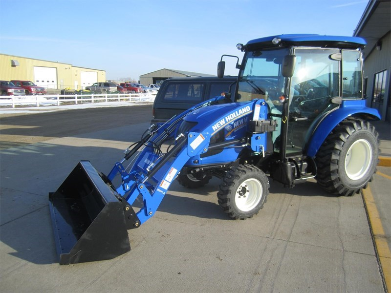 2018 New Holland BOOMER 40 Tractor For Sale
