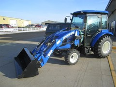Tractor For Sale:  2018 New Holland BOOMER 40 , 40 HP