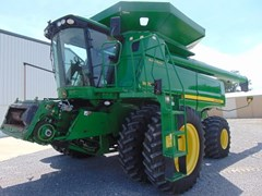 Combine For Sale 2008 John Deere 9870 STS