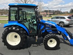 Tractor For Sale 2017 New Holland Boomer 47 , 47 HP