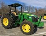 Tractor For Sale: 2017 John Deere 5075M, 75 HP