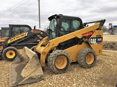 Skid Steer For Sale 2015 Caterpillar 262D , 74 HP