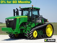 Tractor - Track For Sale 2018 John Deere 9520RT , 520 HP