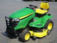 Riding Mower For Sale 2015 John Deere X320 , 22 HP