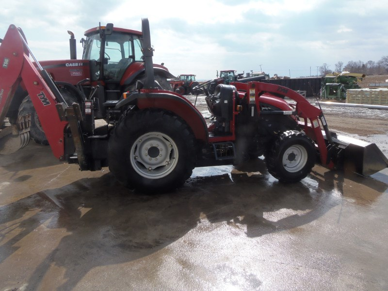 2010 TYM T603 Tractor For Sale