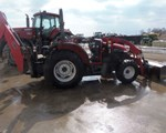 Tractor For Sale: 2010 TYM T603, 58 HP