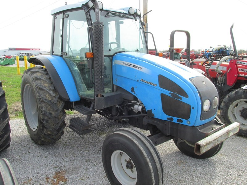 2002 Landini GHIBLI 80 Tractor For Sale